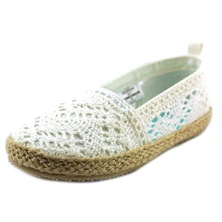 Osh Kosh Salt 4 Round Toe Canvas Flats