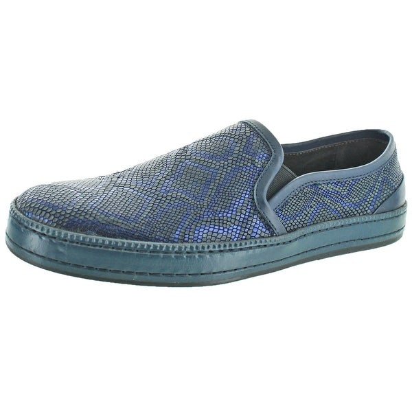 Donald J Pliner Jefrey Men's Slip On Shoes Sneakers