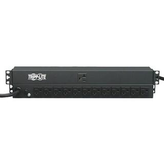 New - Rackmount Pdu 20 Amp 120 V By Tripp Lite - Pdu1220