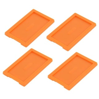 4 Pcs Home Whiteboard Fridge Refrigerator Magnets Paperboard Replaceable