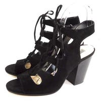 INC International Concepts Womens RADKA Fabric Open Toe Casual Strappy Sandals