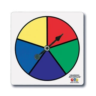 (6 St) Five-Color Spinners Per Set
