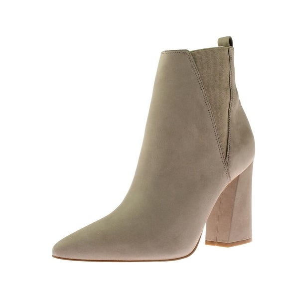 Steve Madden Womens Abria Ankle Boots Solid