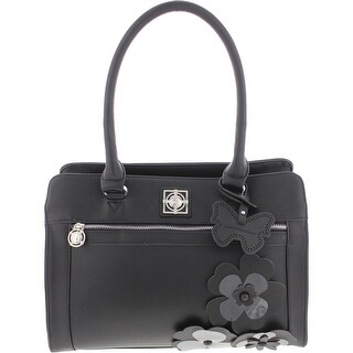 CATHERINE CATHERINE MALANDRINO Womens Valentina Tote Handbag Faux Leather - Large