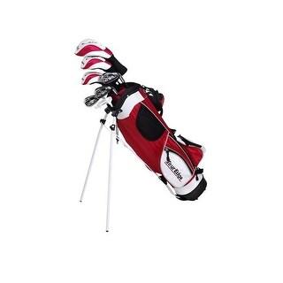 Tour Edge HT Max-J Junior Boys LH 5x2 Golf Set Age 9-12