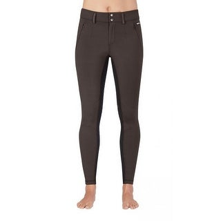 Kerrits English Breeches Womens Therminator Winter Grip Stretch