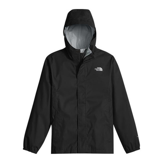 cbfbd38c5 The North Face Girls' Resolve Reflective Jacket TNF Black