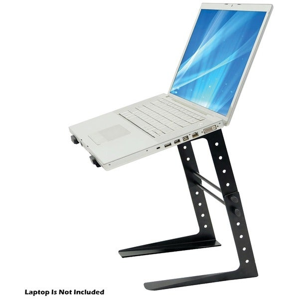 PYLE PLPTS25 DJ Notebook Stand