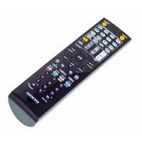 OEM Onkyo Remote Control Originall Shipped With: TXNR545, TX-NR545, TXNR646, TX-NR646, TXNR747, TX-NR747