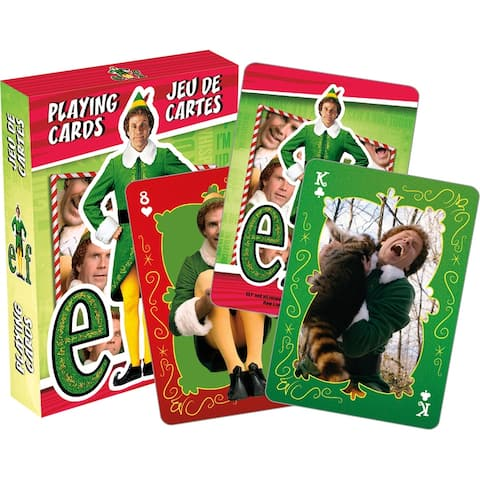Buddy the Elf Playing Cards - Multi