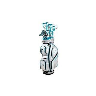 Tour edge golf lusrgl11.bts lrh 2014 le whtteal box set