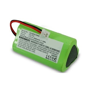 Replacement Battery for Shark EPV170VX / XB1705 Battery Models