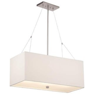 "Forecast Lighting F44336 3 Light 30"" Wide Pendant from the Alexis Collection"