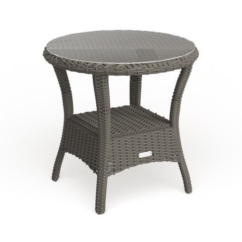 Manhattan Outdoor Side Table by Havenside Home