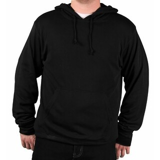 Brooklyn Xpress Men's Solid Knit Hoodie