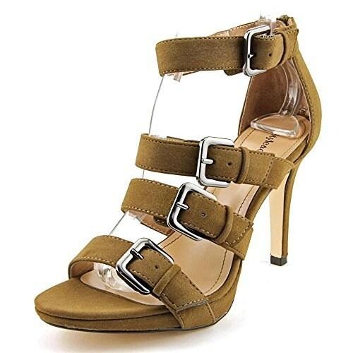 Style & Co Women's Kyliee Open Toe Heels