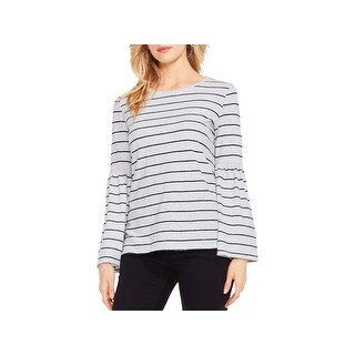 Two by Vince Camuto Womens Casual Top Cotton Slub