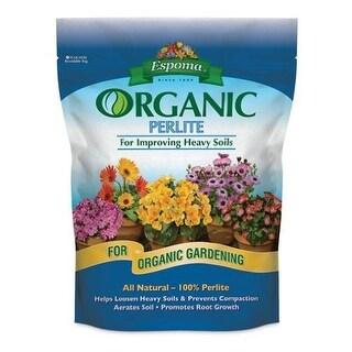 Espoma PR1 Organic Perlite, 1 cu.ft