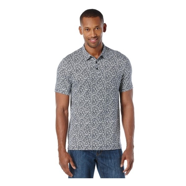 Shop Perry Ellis Mens Big   Tall Polo Shirt Big Tall Polo - 4x - Free  Shipping On Orders Over  45 - Overstock - 22378399 917c09737ef0