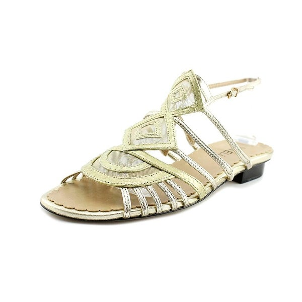 Vaneli Beamy Platino Sandals