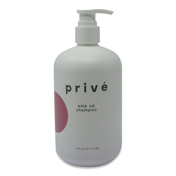 Prive Amp Up Shampoo 16 Oz