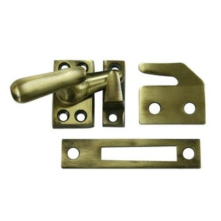 Deltana CF066 Small 4 Piece Solid Brass Window Casement Fastener