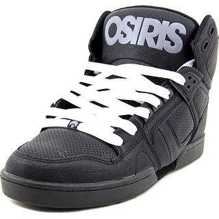 Osiris NYC 83 Men Round Toe Leather Skate Shoe