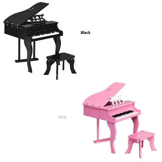Shop Costway Childs 30 Key Toy Grand Baby Piano W Kids