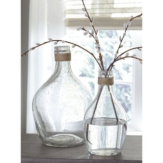 Link to Marcin Modern Farmhouse Vase - Set of 2 Similar Items in Decorative Accessories
