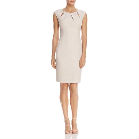 Eliza J Womens Cocktail Dress Special Occasion Knee-Length