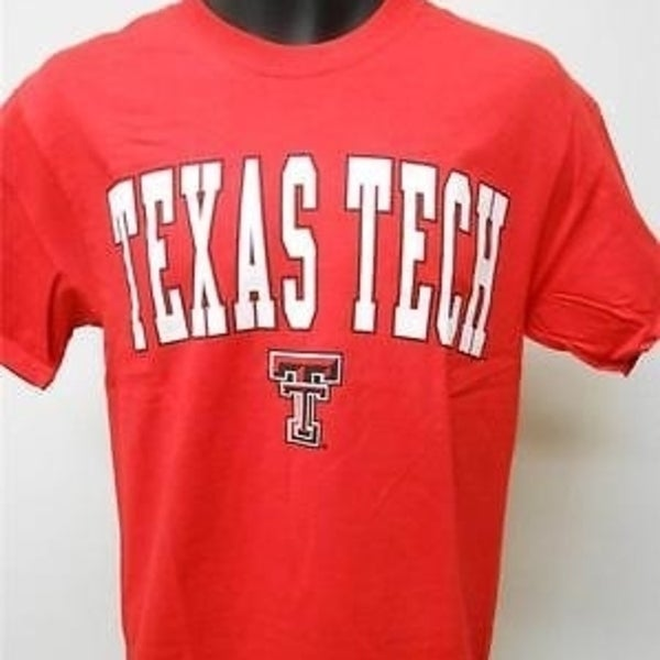 release date c89c0 1b94b Ncaa Texas Tech Red Raiders Mens Xl Xlarge T-Shirt 52Em