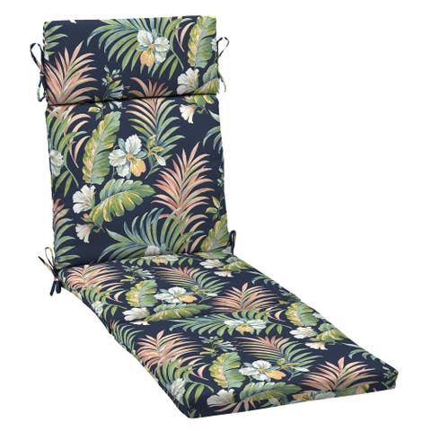 Arden Selections Escape Outdoor Chaise Lounge Cushion