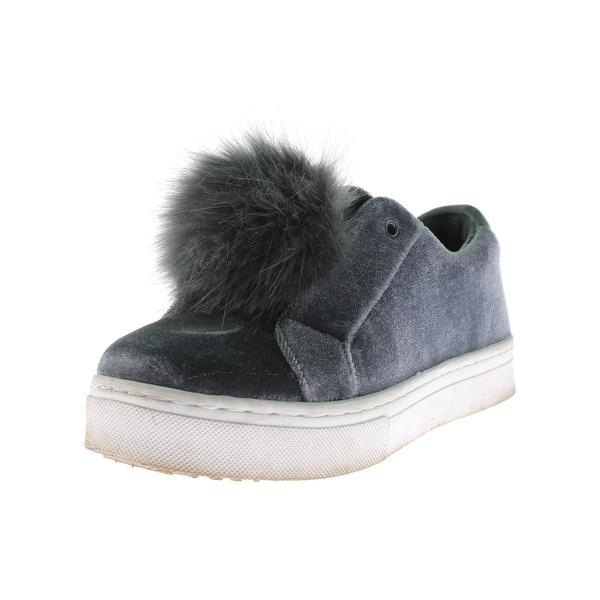 9ff925faca3d Shop Sam Edelman Womens Leya Fashion Sneakers Faux Fur - Free ...