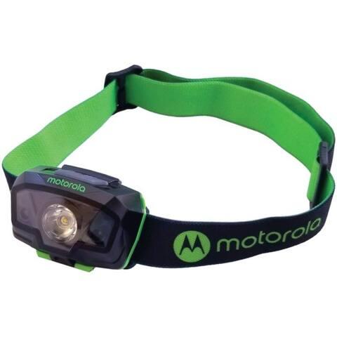 Motorola MHM240 240-Lumen Headlamp with Motion Sensing Technology