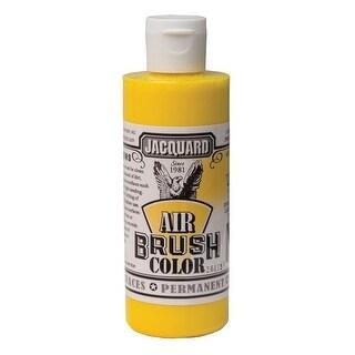 Jacquard Airbrush Color 4 oz Bright Yellow