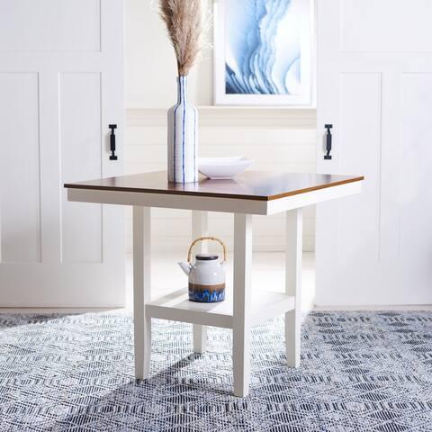 "Safavieh Yuri Square Counter Dining Table - 40"" W x 40"" L x 36"" H"
