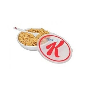 Kellogg's 80932 Special K Travel Bowl & Spoon