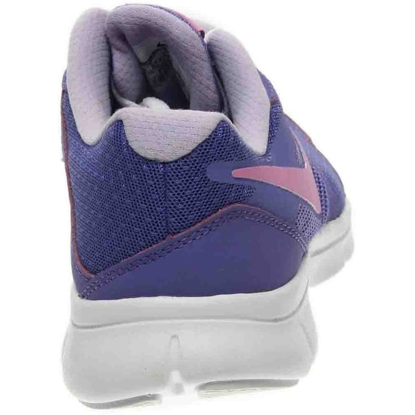 Purple Boys Nike Flex Experience 3 Running Shoes