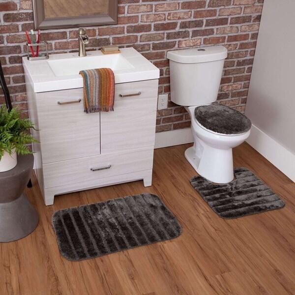Mohawk Home Veranda Bath Rug 3 Piece Set. Opens flyout.
