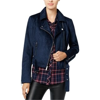Link to Wildflower Womens Moto Motorcycle Jacket Similar Items in Women's Outerwear