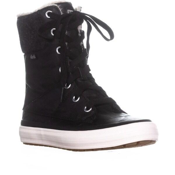 Keds Juliet Winter Boots, Black