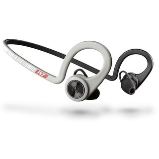 Refurbished Plantronics BackBeat Fit Sport Grey Stereo Bluetooth Headset
