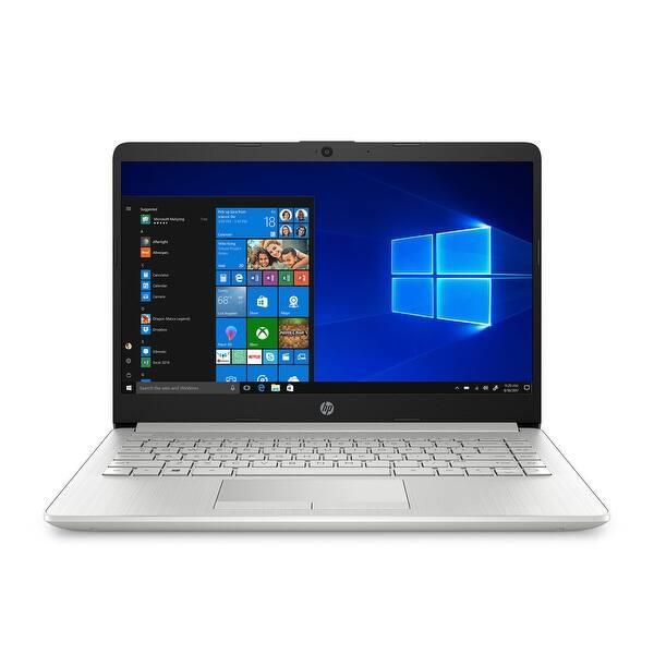 Shop Hp Notebook 14 Dk0053od Amd A4 9125 2 3 Ghz 4 Gb Ram 64 Gb Emmc Overstock 32041542