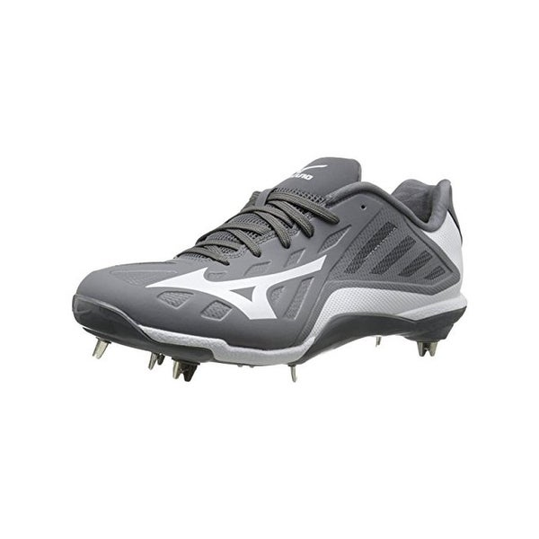 Mizuno Mens Heist IQ Cleats Baseball Low Top