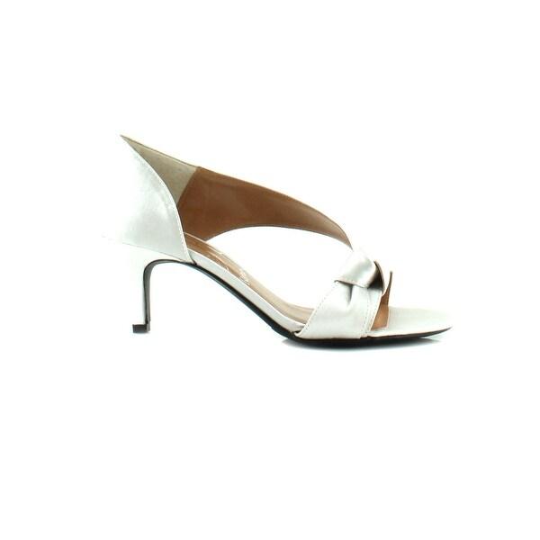 J.Renee Jaynnie Women's Heels Silver
