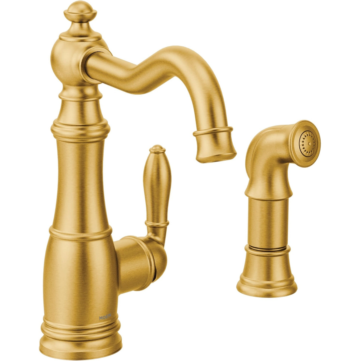 Buy Moen Kitchen Faucets Online At Overstock Our Best