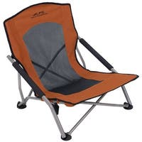 Alps 8013941 alps mountaineering rendezvous folding camp chair blue