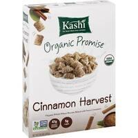 Kashi - Golean Crisp Cinnamon Cereal ( 12 - 14 oz boxes)