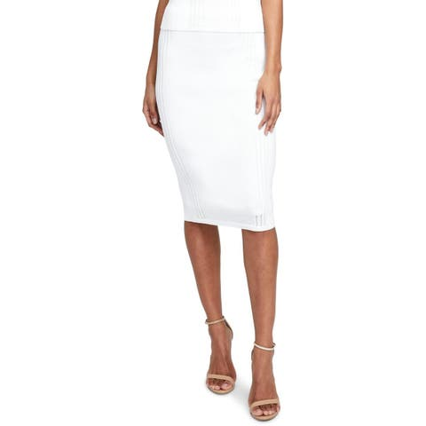 Rachel Rachel Roy Womens Pencil Skirt Office Work Wear