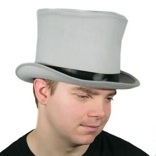 Grey Bell Topper Halloween Hat - standard - one size